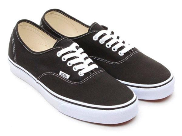 Vans Authentic черные (35-45)