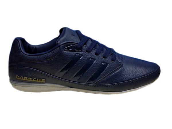 Adidas Porsche Typ 64 Leather темно-синие