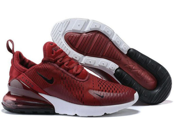 Nike Air Max 270 бордовые (40-45)