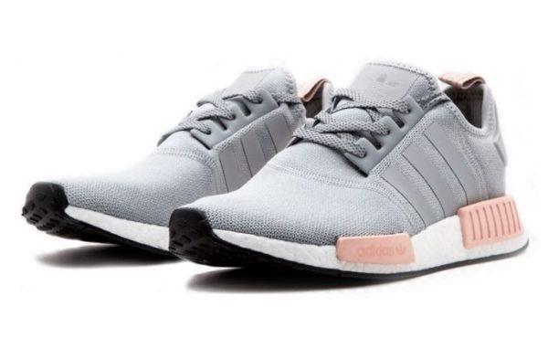 Adidas NMD R1 серые
