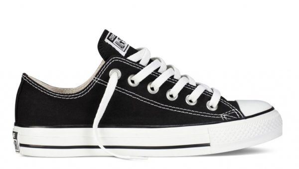 Converse All Star black черные (35-45)