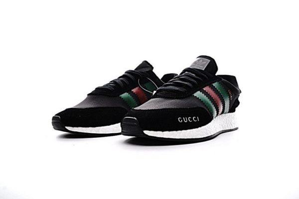 Кроссовки Adidas Iniki Runner черные gucci 40-44