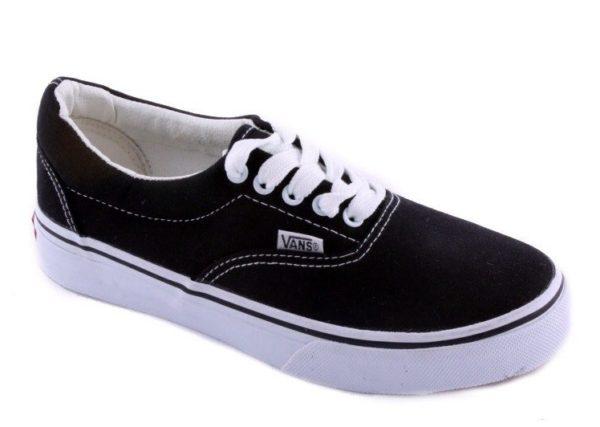 Кеды Vans black черные (35-45)