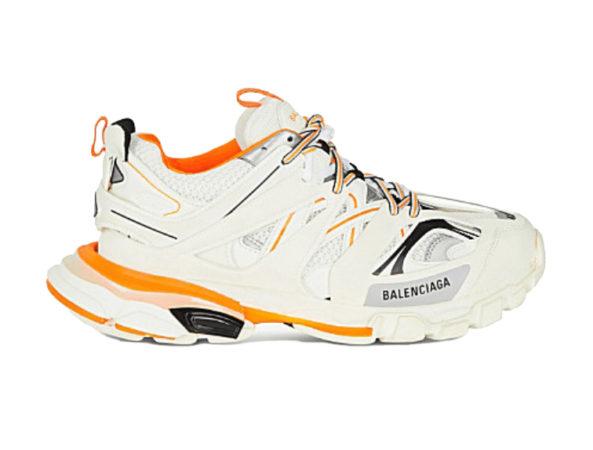 Balenciaga Track белые с оранжевым (35-44)