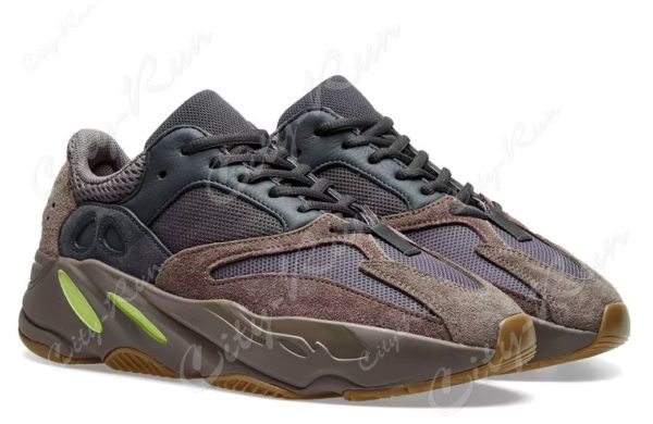 Adidas Yeezy Boost 700 brown коричневые (35-44)