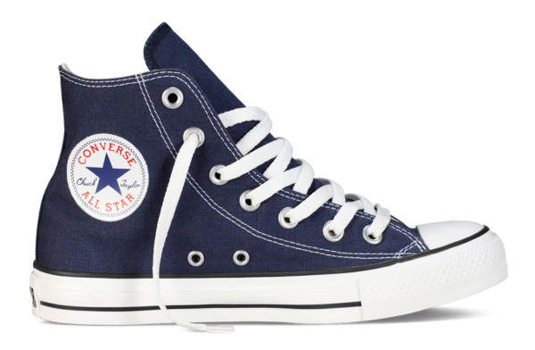 Converse All Star High высокие blue синие (35-45)