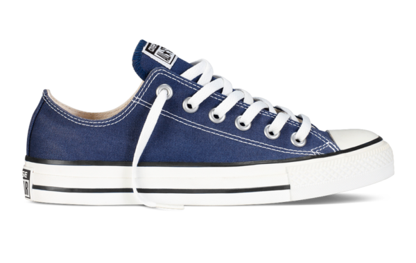 Converse All Star Chuck Taylor low blue низкие синие (35-45)