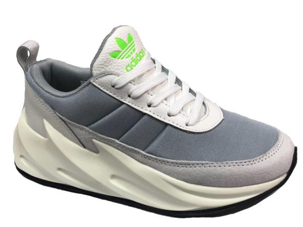 Кроссовки Adidas Sharks серые (35-44)
