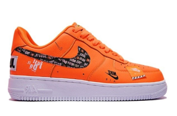 Nike Air Force x OFF White оранжевые (40-44)