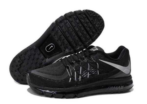 Nike Air Max 2015 черные (39-45)