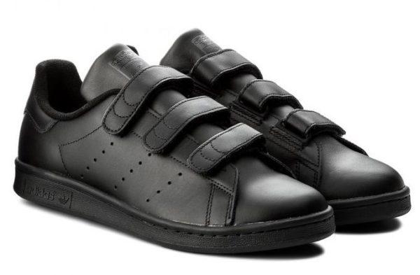 Adidas Stan Smith CF черные (35-39)
