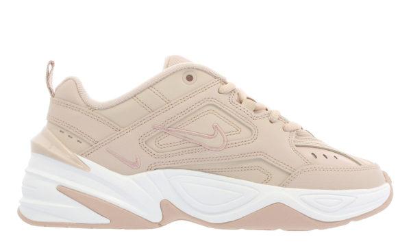 Nike m2k tekno Beige бежевые 35-39