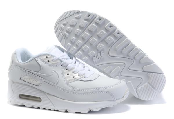 Nike Air Max 90 белые (35-46)