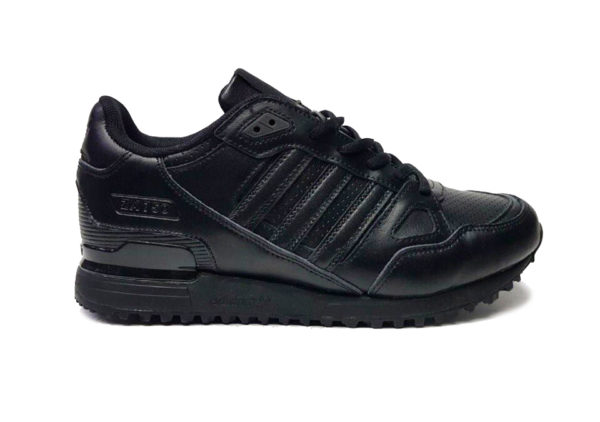 Adidas ZX 750 кожа черные (40-45). Адидас zx 750