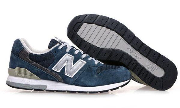 New Balance 996 синие с серым (40-43)