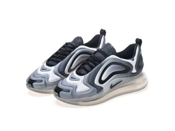 Nike Air Max 720 серые (35-44)