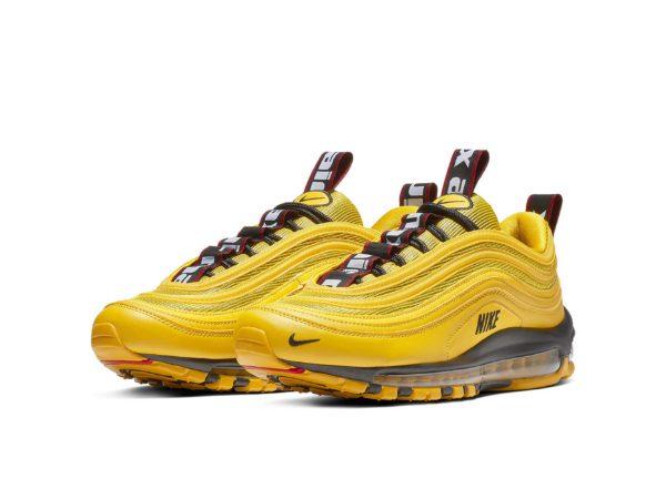 Nike Air Max 97 желтые (40-43)