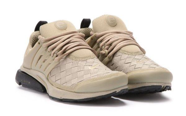 Nike Air Presto SE Woven бежевые (40-44)