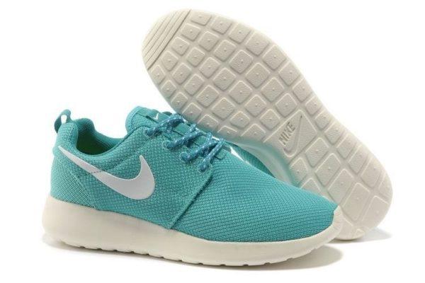 Nike Roshe Run бирюзовые (35-39)