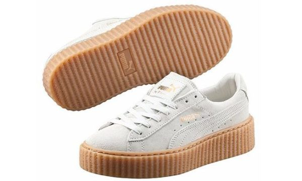 Puma by Rihanna Creeper (White) белые36-39