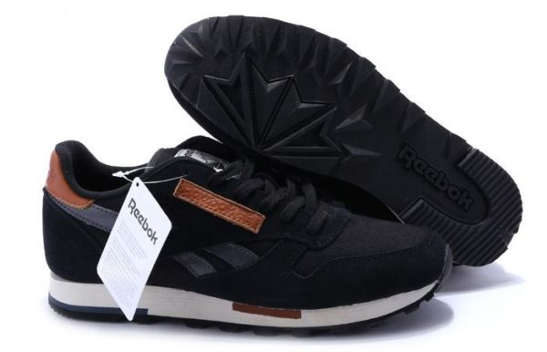 Reebok Classic Leather Utility 2 (Black) (39-44)