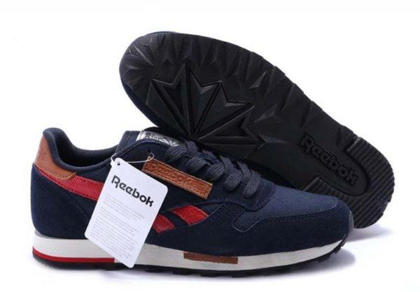 Мужские кроссовки Reebok Classic Leather Utility