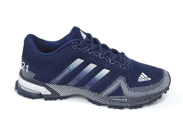 Adidas Marathon tr21 синие (39-43)