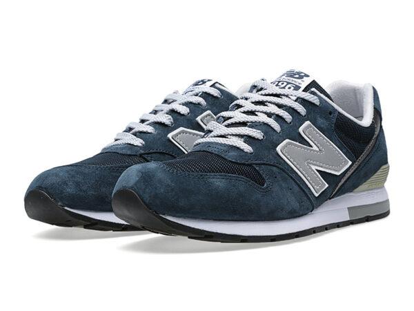 New Balance 996 темно-синие с серым (40-46)