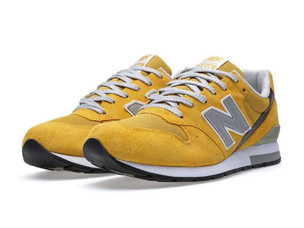 New Balance 996 желтые с серым (40-44)