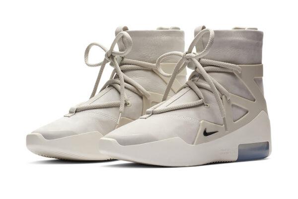 "Nike Air Shoot Around ""Fear of God"" белые (40-44)"