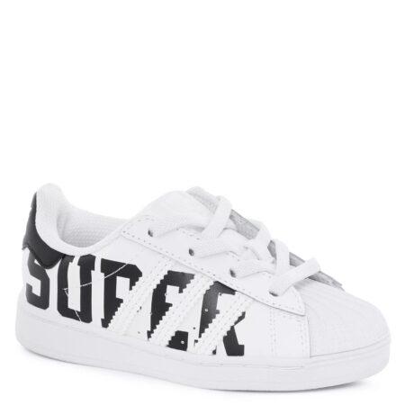 Adidas Superstar бело-черные кожаные мужские (40-45)
